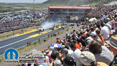 Western Swing set to begin in Denver with Mopar Mile-High