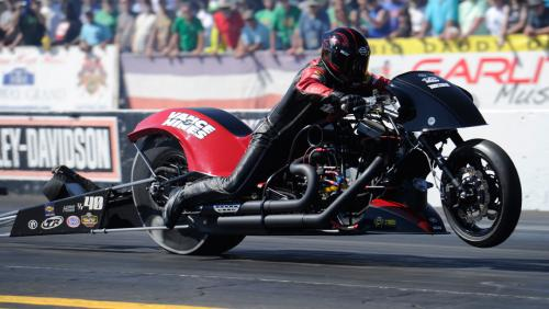 Mickey Thompson Tires NHRA Top Fuel Harley schedule set for