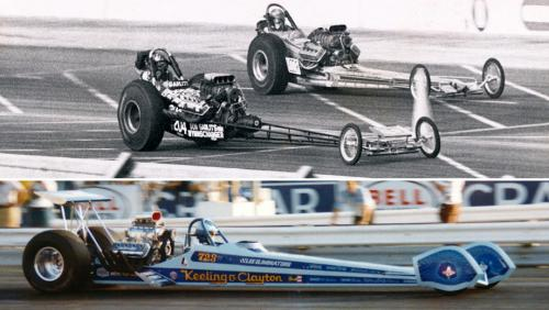 Top Fuelers of the '70s: The evolution | NHRA