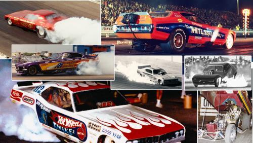 1970s Funny Cars! | NHRA