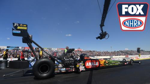 NHRA and FOX Sports announce 2019 broadcast schedule | NHRA