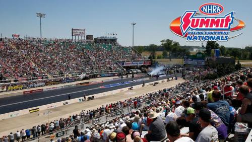Norwalk race fans in for a sensory rush on an action-packed weekend