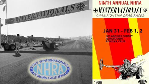 50 years ago: The 1969 Winternationals   NHRA