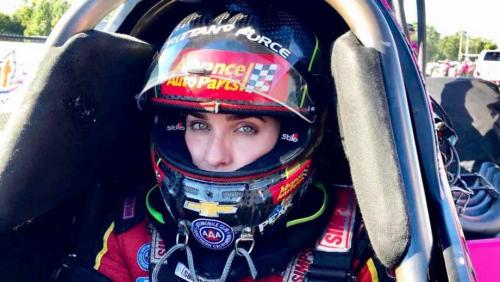 Brittany Force to drive Advance Auto Parts Top Fuel dragster | NHRA
