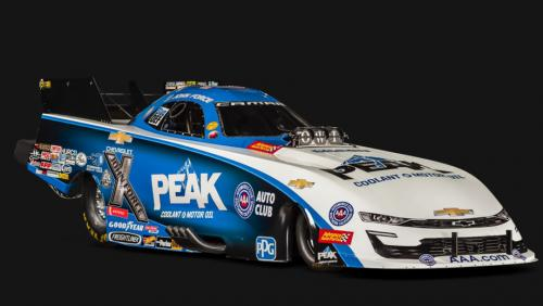 John Force Racing announces driver and crew chief lineup for