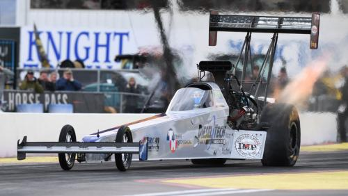 Top Fuel racer Maroney excited for hometown debut with new