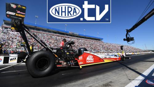 NHRA launches new online video and live streaming service | NHRA