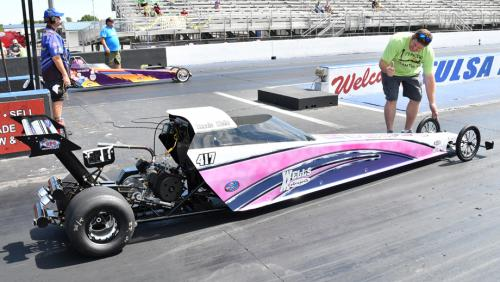 A beginner's guide to the NHRA Summit Jr  Drag Racing League