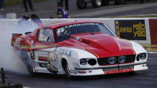 Rickie Smith back in turbo car