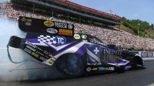 Jack Beckman will look to finish four-race stretch on a good note in