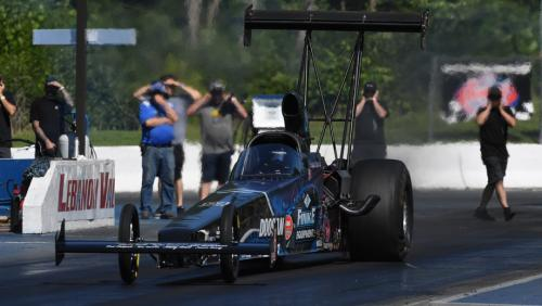 Division 1 Lucas Oil Series races to partial completion at