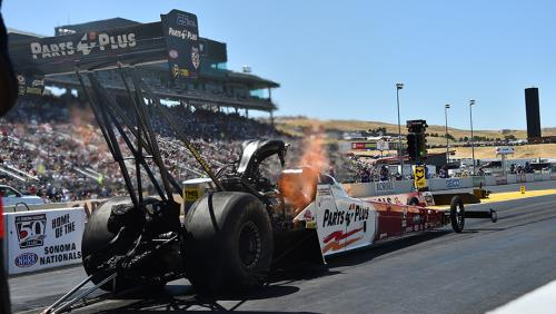 Clay Millican goes to No  1 for fourth time in 2019 at NHRA