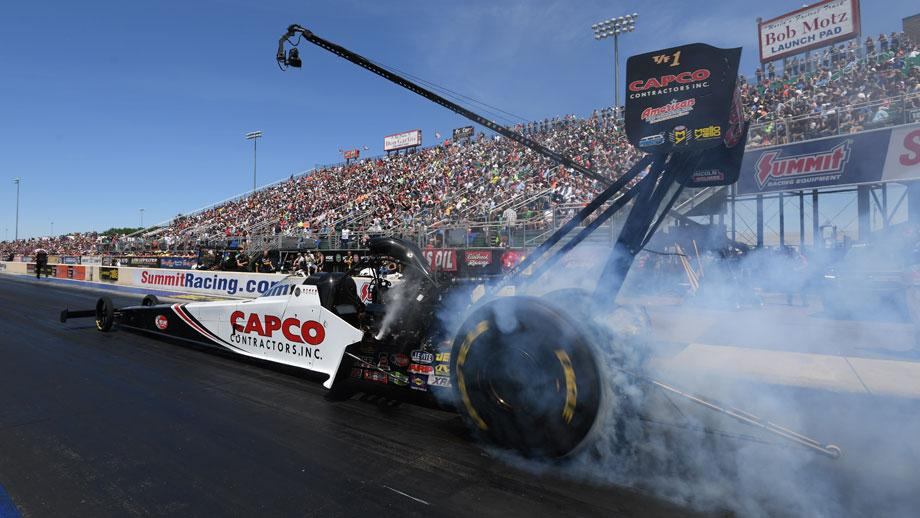 NHRA Results: Torrence gets back into the winner's circle, denying veteran Dakin in final