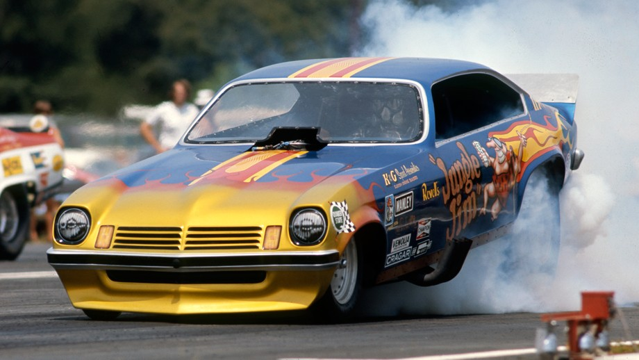 Farrrrrr Out It S Jungle Jim S Vega Nhra