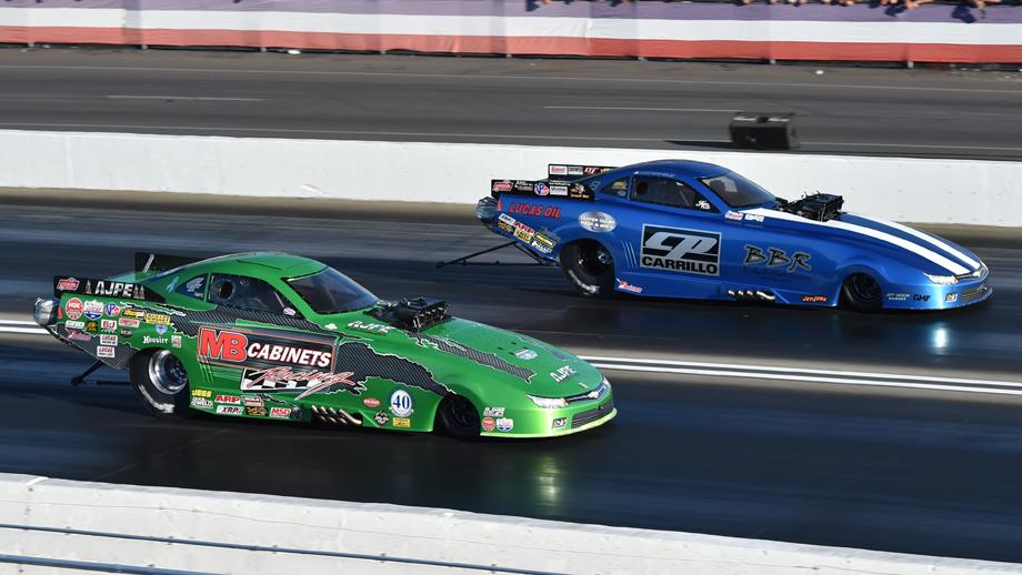 The Nhra Lucas Oil Drag Racing Series Where Future Stars Of Are Born Will Be Showcased In 16 Races Throughout Season On Fox