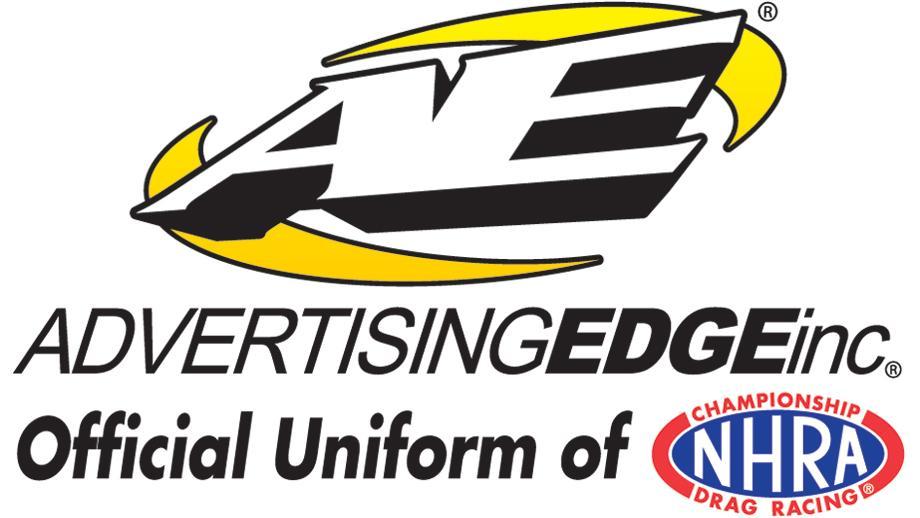 Advertising Edge Extends Agreement As The Official Uniform Of Nhra