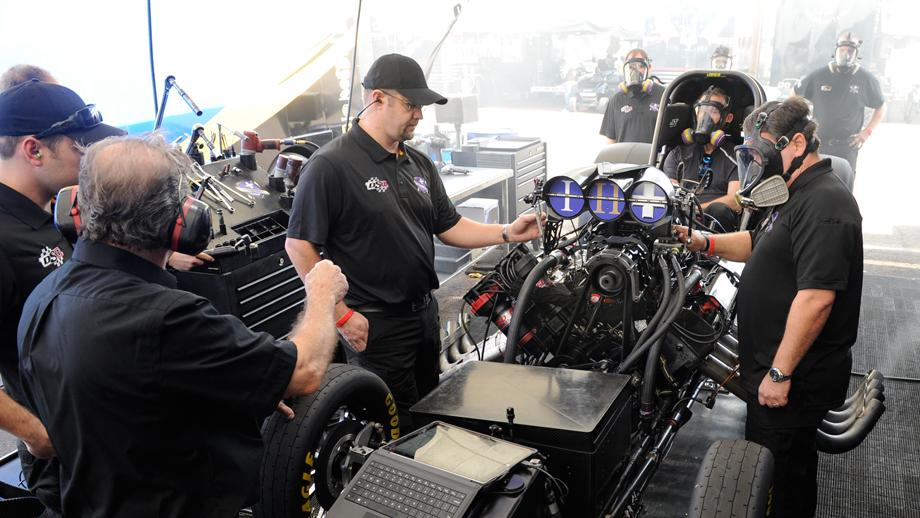 2017 Dodge Charger >> New crew chiefs, crew didn't slow Beckman during testing | NHRA