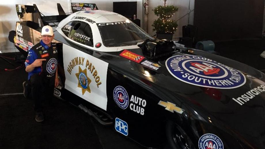 Drag Race Car Paint Schemes