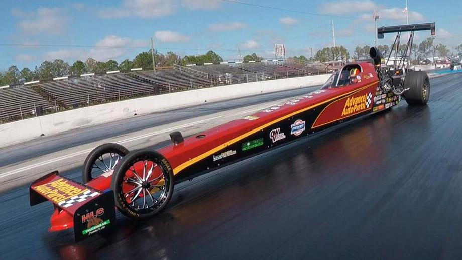 Advance Auto Parts To Back Nhra A Fuel Dragster Driver Josh Hart Nhra