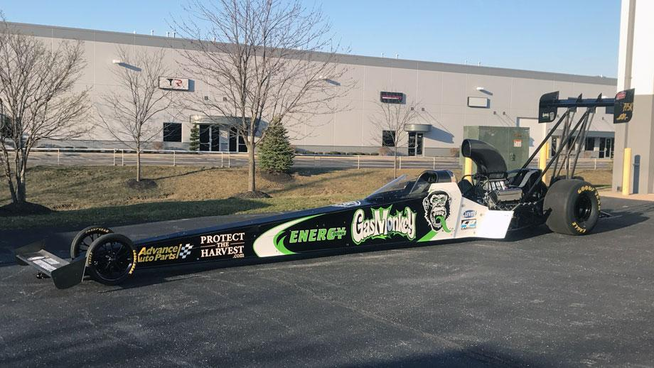 Gas Monkey Garage Alcohol Dragster