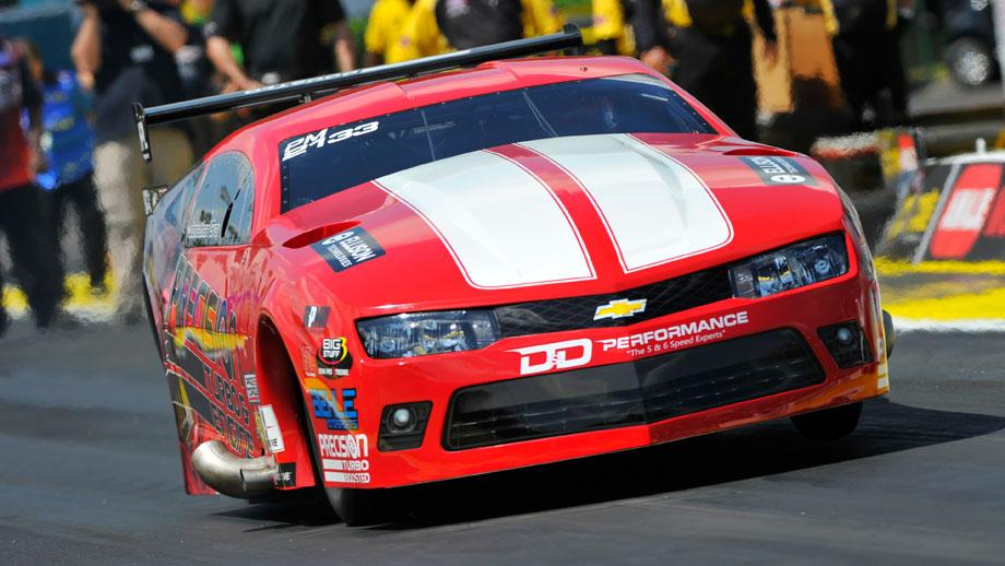 Hruska Will Drive Pte Camaro In 2017 Pro Mod Competition Nhra