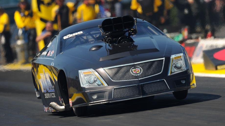 Whiteley Collects First Career Pro Mod Victory In