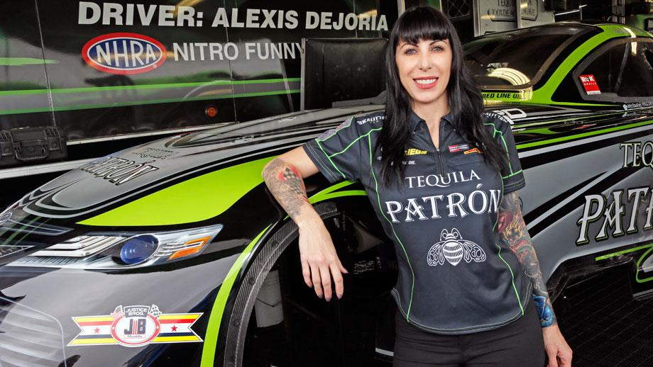 DeJoria withdraws from Charlotte race | NHRA