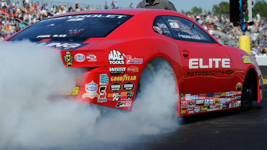 Houston Native And Two Time Pro Stock World Champ Enders