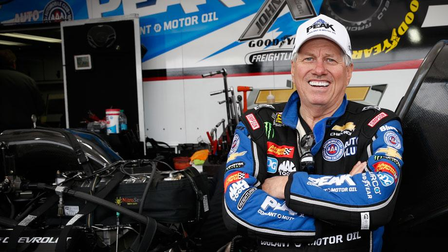First Time Driver >> John Force to be inducted into California Sports Hall of Fame | NHRA