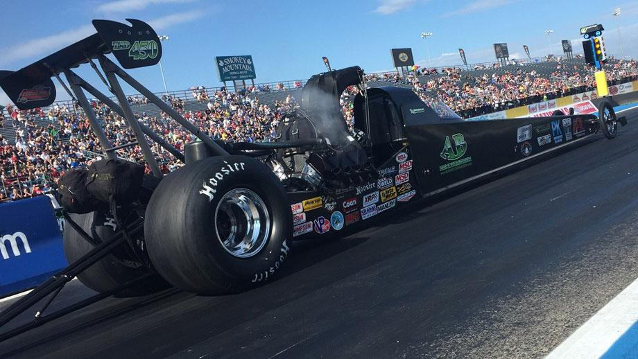 Booher Racing Top Alcohol Dragster