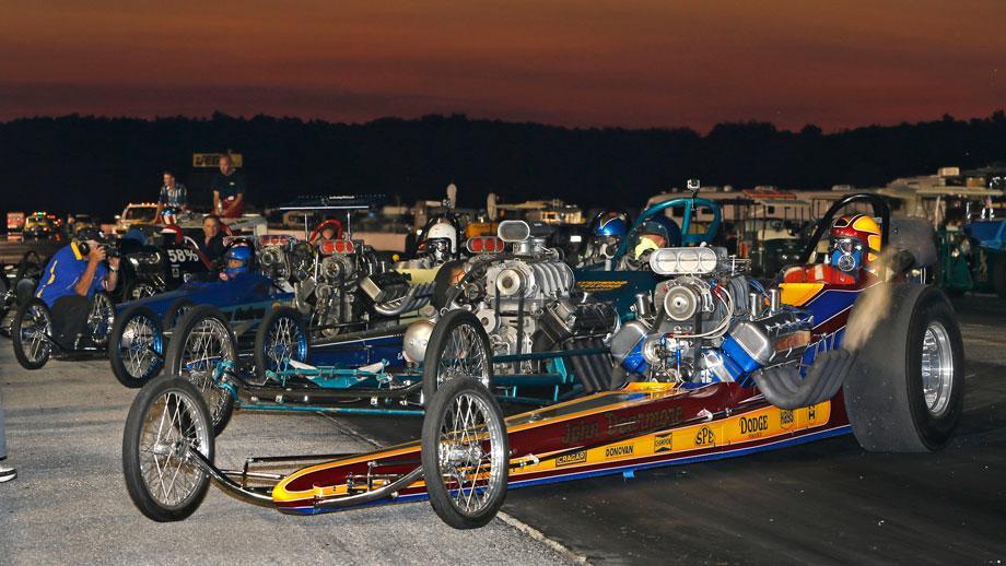 NHRA Motorsports Museum Hot Rod Reunions return for 2017   NHRA