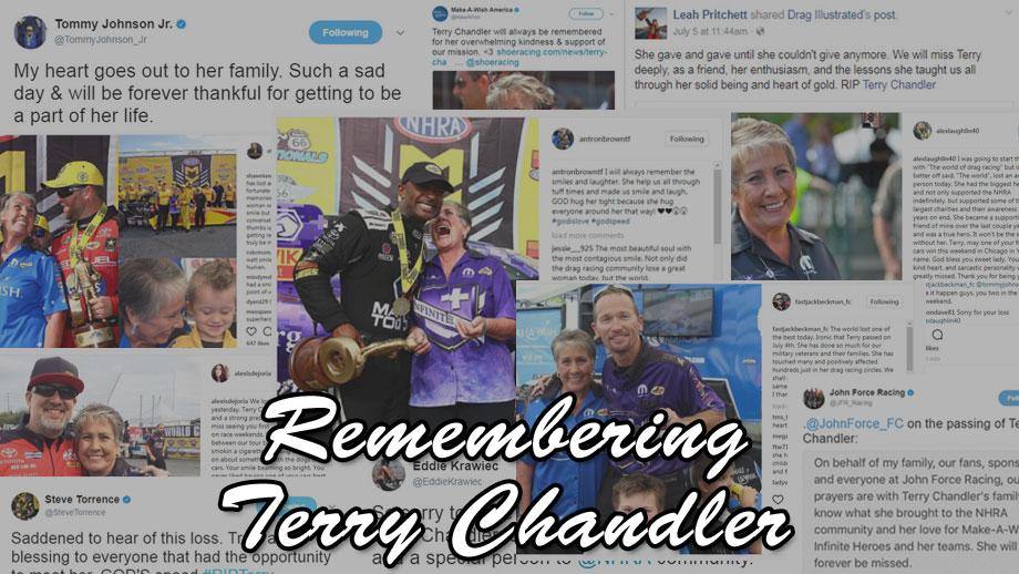 Remembering Terry Chandler
