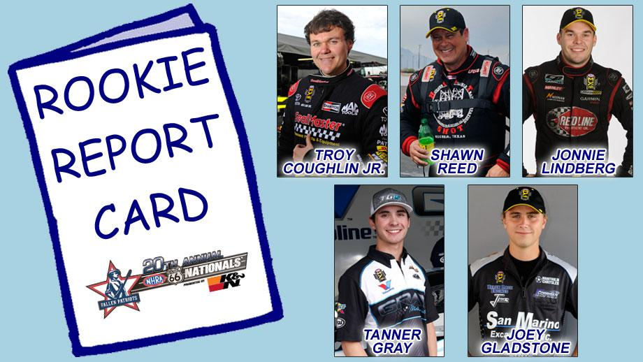 Chicago Rookie Report Card