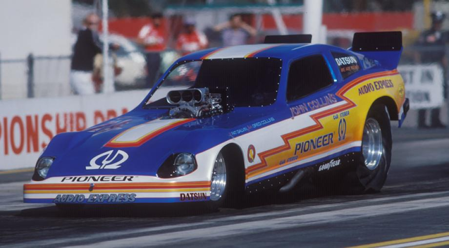 Funny Car Veteran John Collins, Who Competed Throughout The 1970s And U002780s  In The Class And Won The 1985 Fallnationals In Phoenix, Died July 14 After  A ...