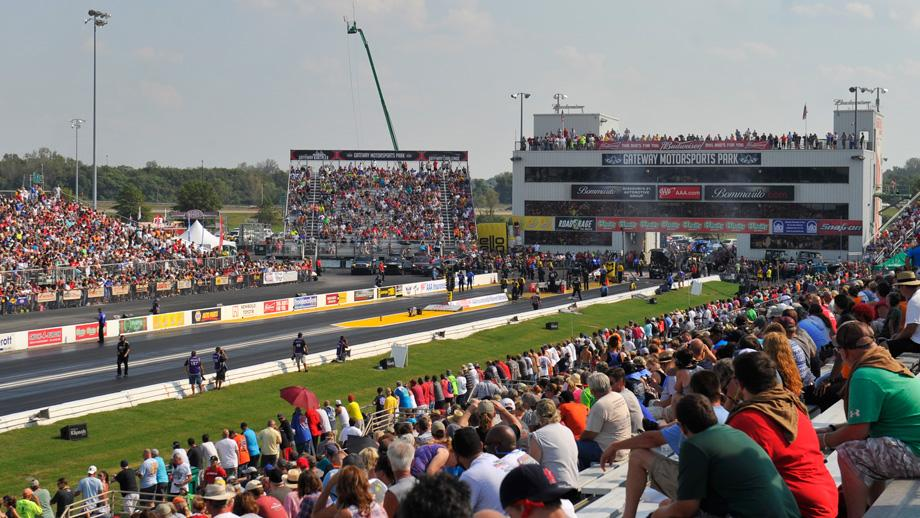 Lucas Oil Drag Racing Series at