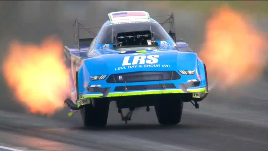 Wilkerson fresh out of Funny Cars after pair of wheelstands in Denver | NHRA
