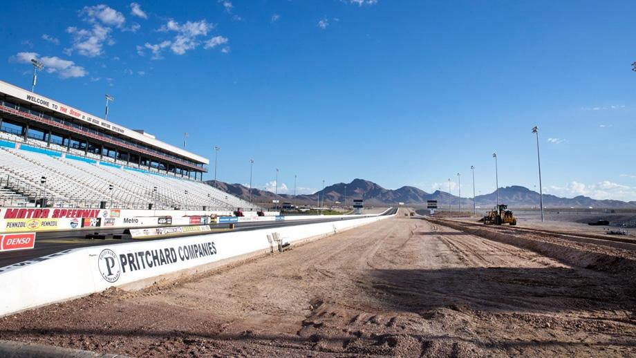 Second four wide event added to 2018 nhra mello yello for Las vegas motor speedway drag strip