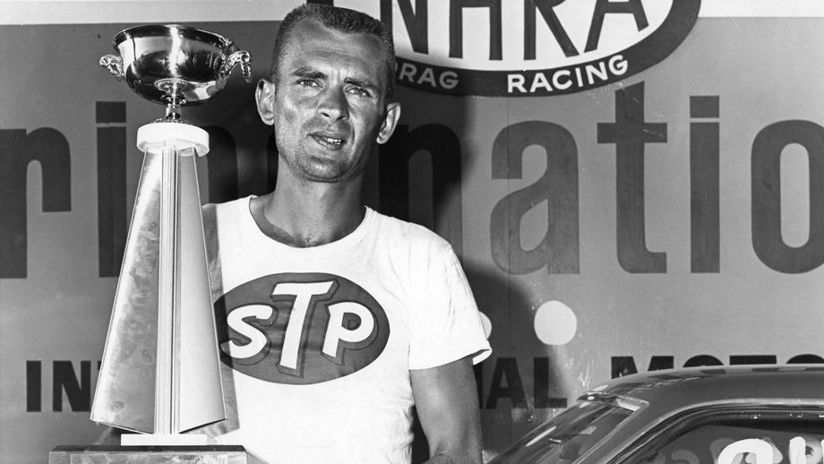 Bob Glidden started out as a Super Stock racer, and was immediately successful, winning class at the 1969 Springnationals.
