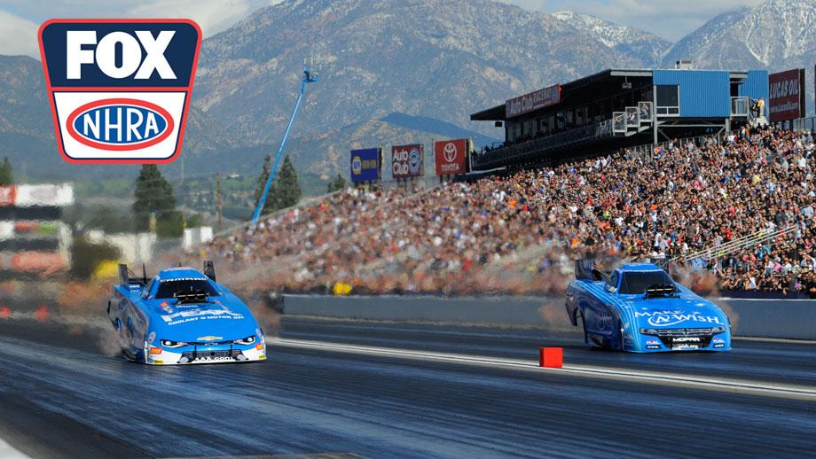 FOX Sports And The National Hot Rod Association Have Released The 2018 NHRA  Mello Yello Drag Racing Series Television Schedule, Highlighted By Live FOX  ...
