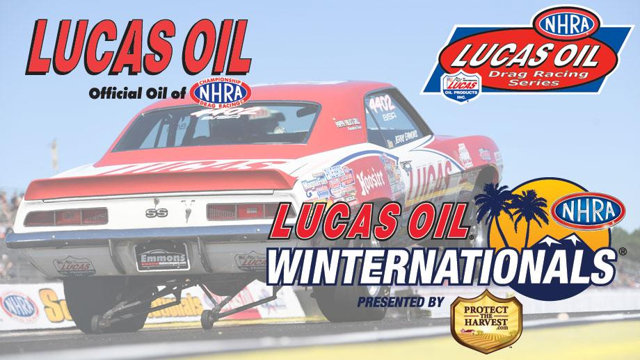 Lucas Oil Products extends NHRA sponsorship agreement | NHRA