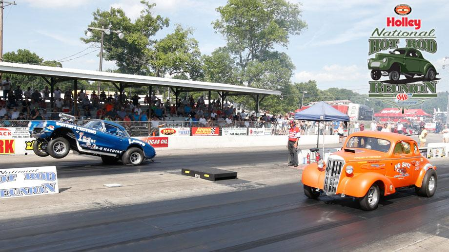 Tickets On Sale For National Hot Rod Reunion Presented By AAA - Bowling green ky car show 2018