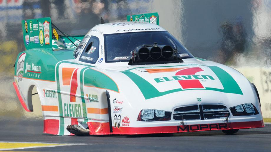 Jim Dunn Race Car Driver