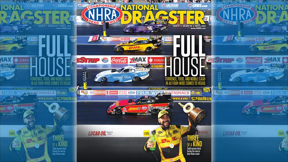 National Dragster