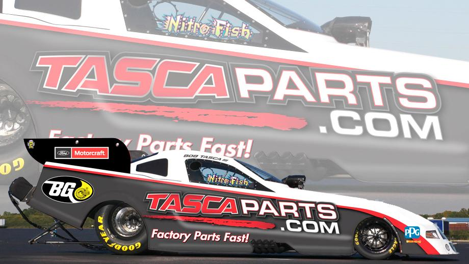 Tasca Racing To Debut TascaPartscom Sponsorship In Richmond NHRA - Tasca ford car show 2018