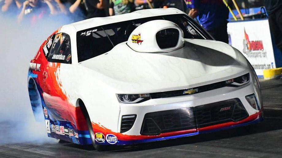 Special Mountain Motor Pro Stock Exhibition Passes Scheduled For - Voss chevrolet car show