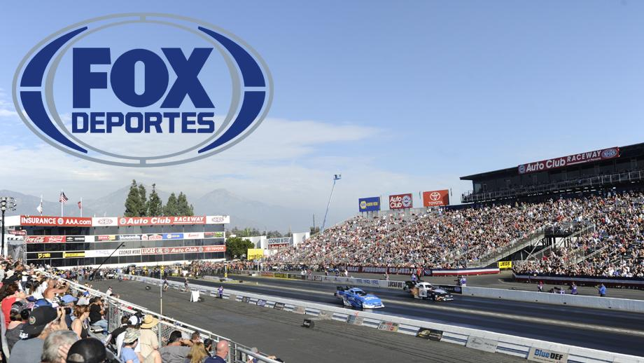 The Nhra And Fox Deportes Leading Spanish Language Sports Network Announced Today That Championship Drag Racing Programming Will Be Featured On