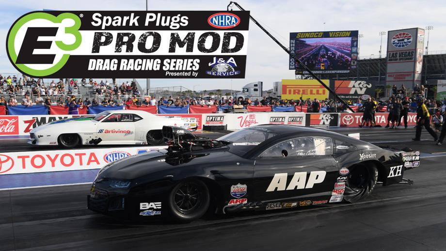 The 2019 Schedule For Thrilling E3 Spark Plugs Nhra Pro Mod Drag Racing Series Presented By J A Service Has Been Announced And Will Feature 12 Stops