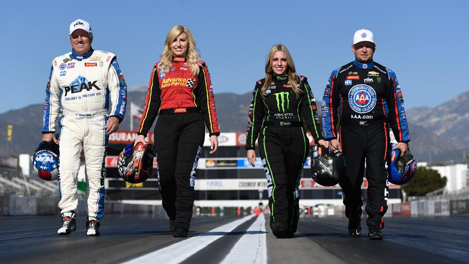 Mark Christopher Chevrolet >> John Force Racing drivers will host autograph session Tuesday in Ontario | NHRA