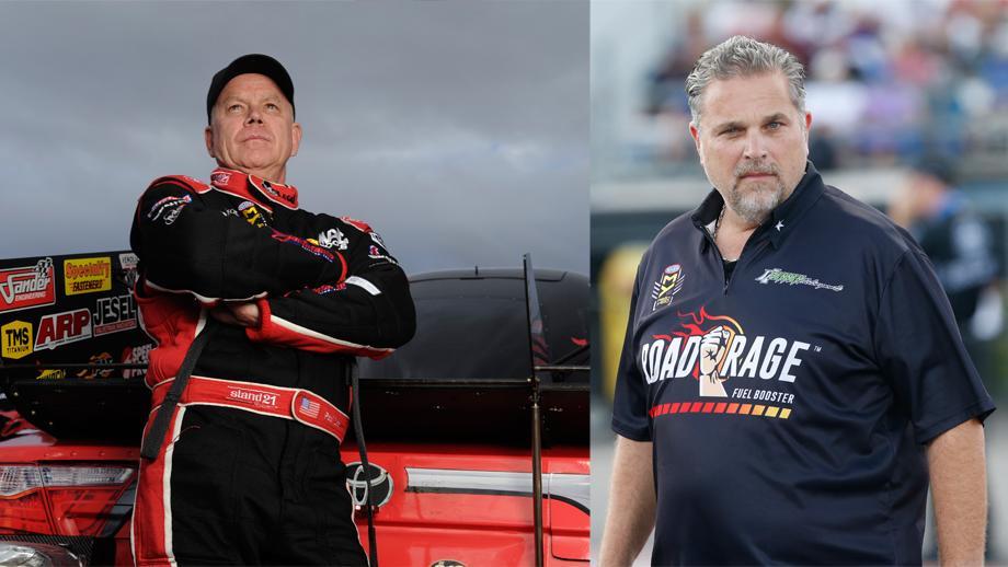 Paul Lee and Jim Oberhofer