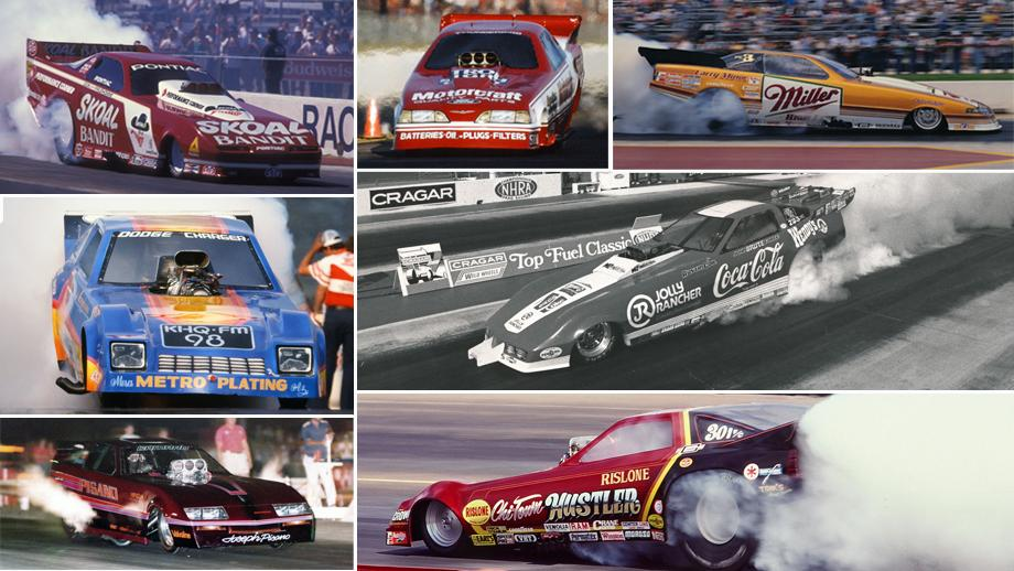 The 1980s Seem So Long Ago Much Longer Than 30 Plus Years That Have Elapsed Since Then Especially When It Comes To Funny Car Racing In Decade